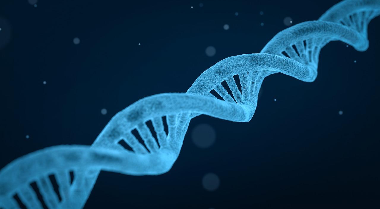 ganliozydoza łańcuch DNA