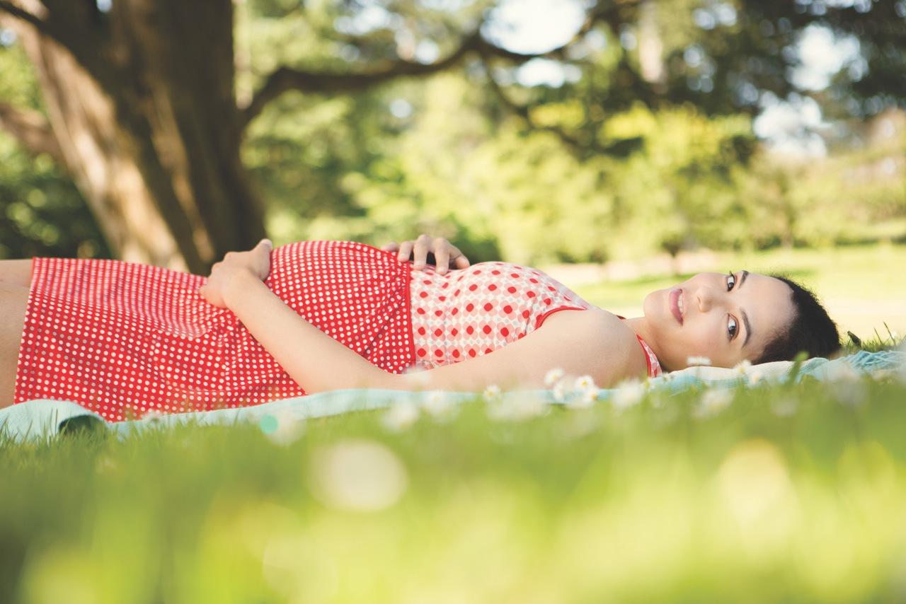 badania prenatalne test panorama - kobieta w ciąży