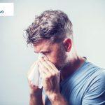 alarm grypowy katar